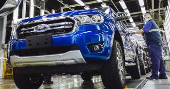 Ford Ranger - Planta Pacheco