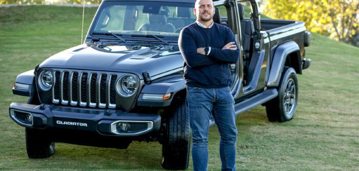 Pablo García Leyenda, director comercial de Jeep: «No existe el techo de Jeep en Argentina»
