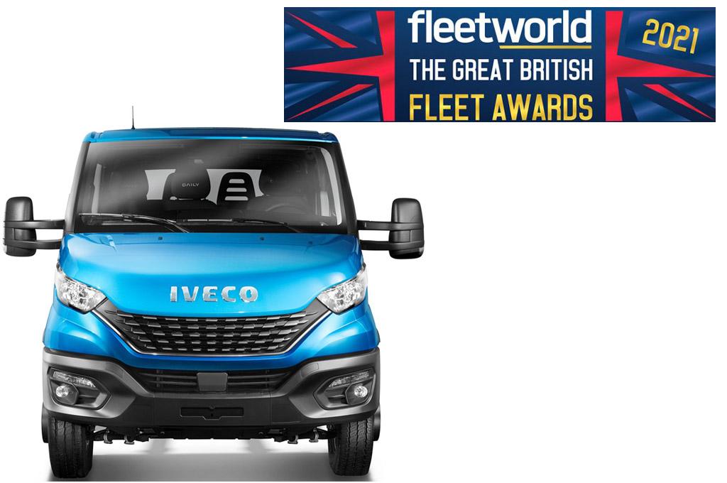 Iveco Daily - Premio en UK
