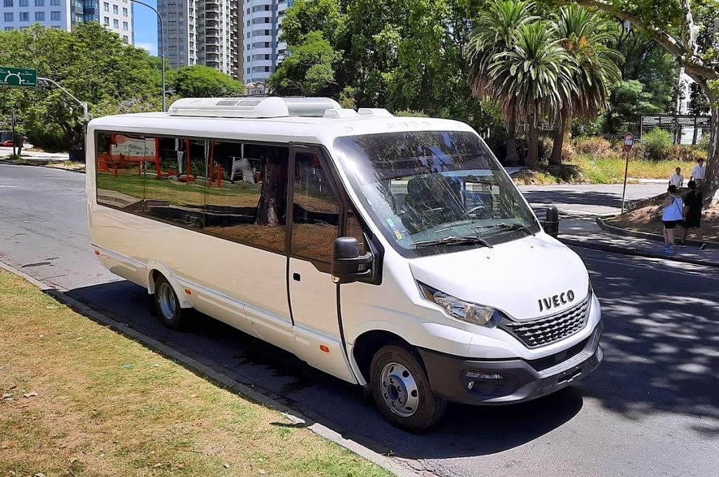 Iveco bus Eurobus