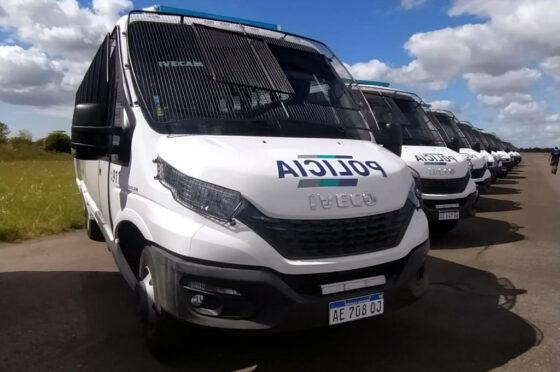 Iveco bus - Seguridad