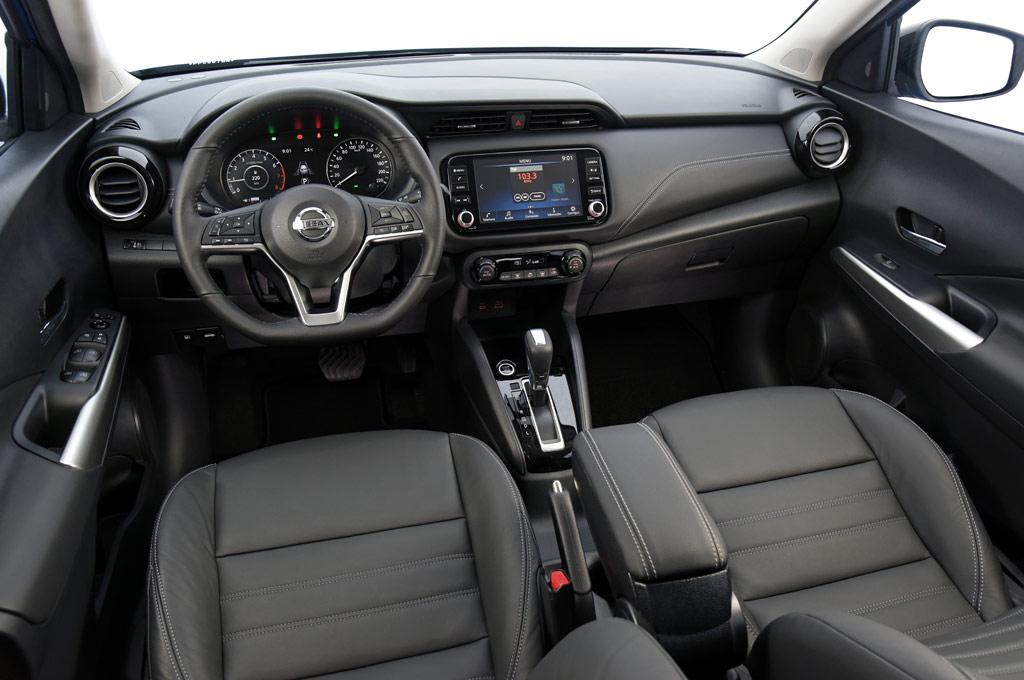 Nissan Kicks Exclusive CVT