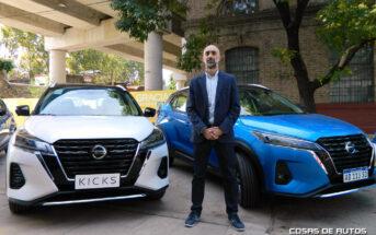 Pablo Roca, director de Nissan Argentina