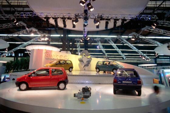 Renault Twingo - Salón de París 1992