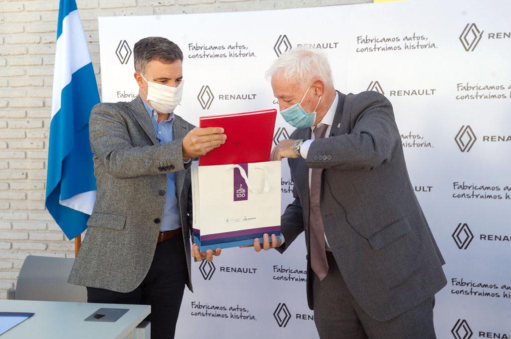 Renault y la Universidad Nacional de Córdoba