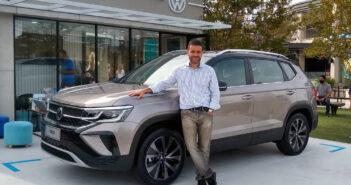 VW Taos - Martín Pepe Sorrodengui