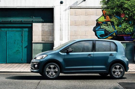 VW up! High
