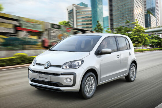 VW up! High