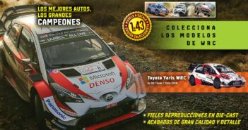 Colección WRC de Salvat
