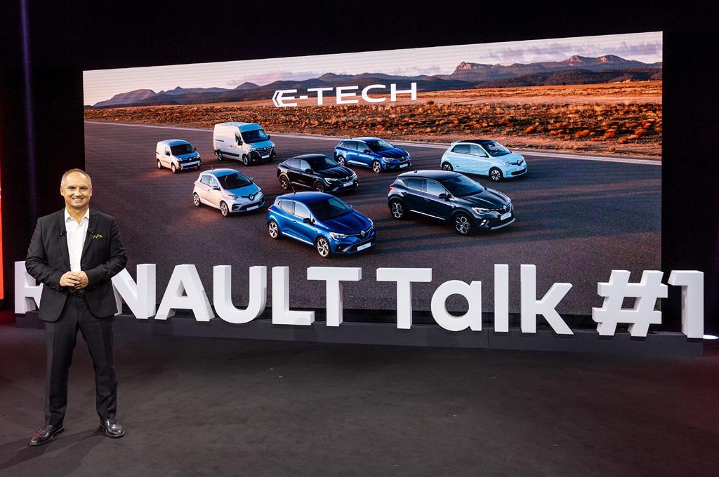 Fabrice Cambolive - Renault Talk