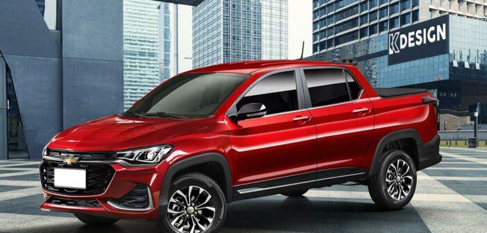 Chevrolet anunció que fabricará una pick-up compacta para toda Mercosur