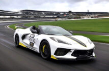 Corvette Convertible 2021 pace car Indy 500