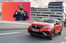 Luca de Meo, CEO de Renault
