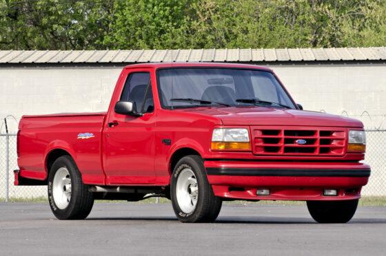 Ford F-150 SVT Lightning 1993