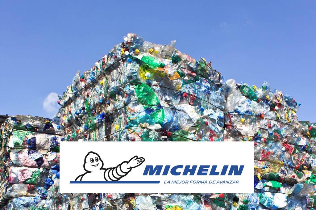 Michelin - Carbios reciclaje