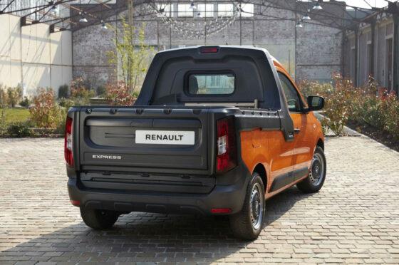 Renault Express pick-up