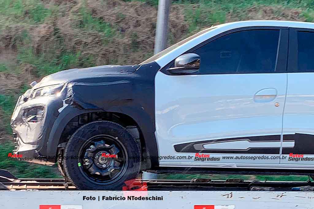 Rediseño del Renault Kwid Brasil