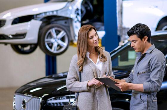 Volvo Service Agreement