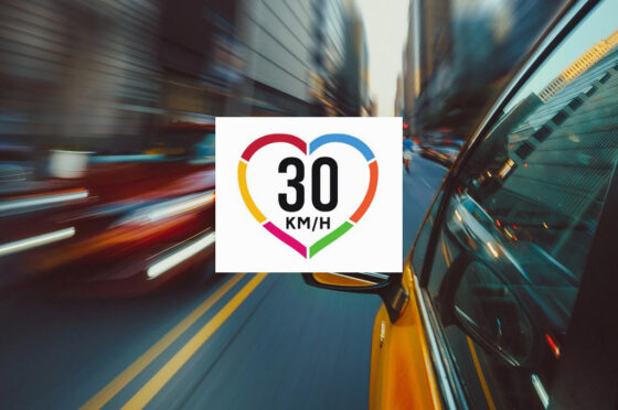 velocidad maxima 30 km/h