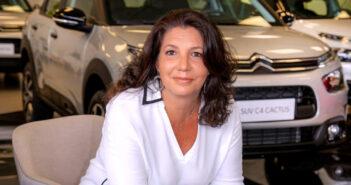 Vanessa Castanho VP Citroen Sudamérica