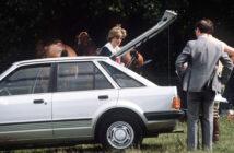 Ford Escort Ghia de Lady Di