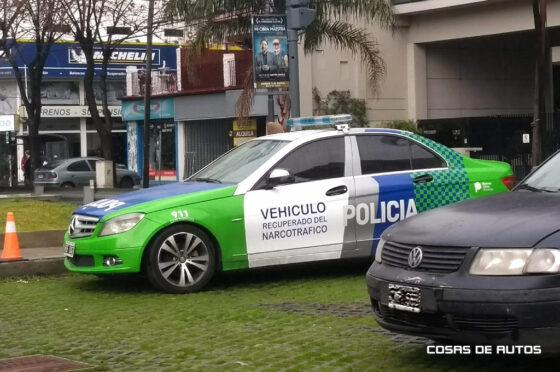 Mercedes-Benz patrullero