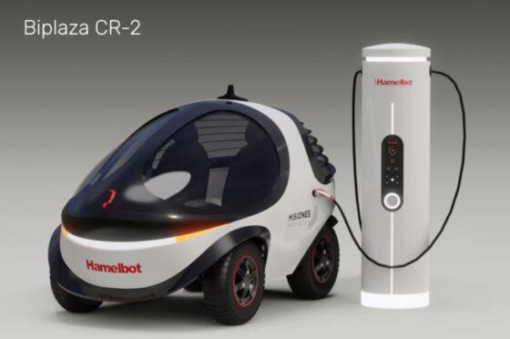 Hamelbot CR-2