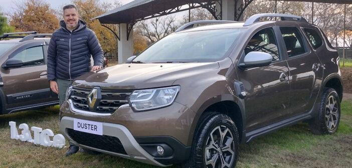 Marcelo De Carlo, MKT de Renault: «Duster cambió todo pero mantiene su esencia»