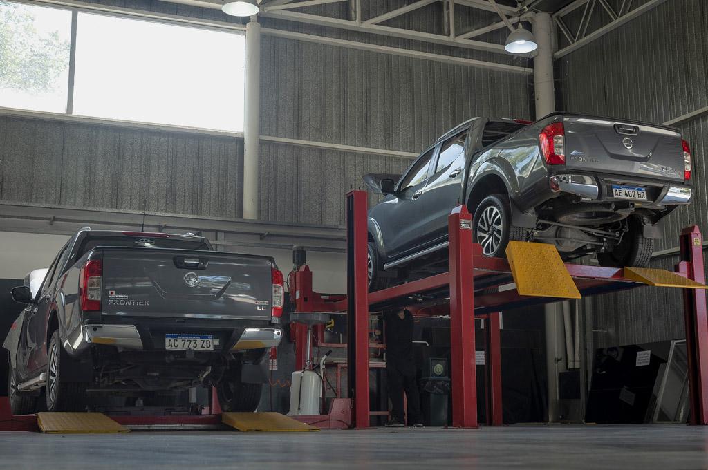 Campaña de mantenimiento Nissan