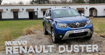 Nuevo Duster