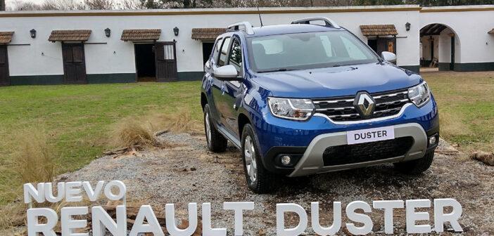 Argentina: se lanzó la Nueva Duster con precios desde $2.412.800