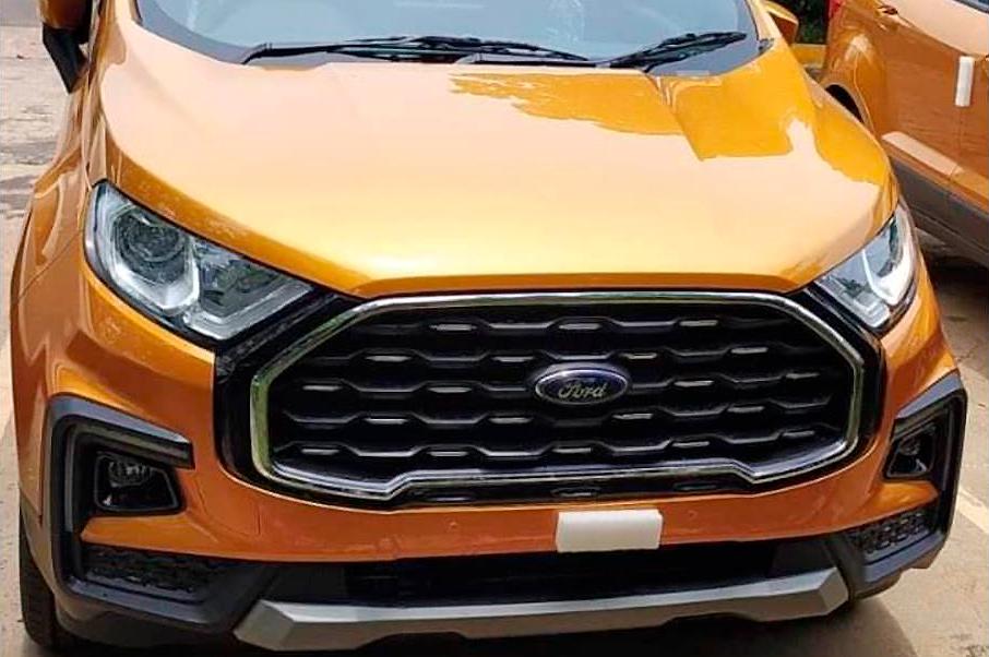 La Nueva Ford EcoSport hecha en India - Foto: Autocar India