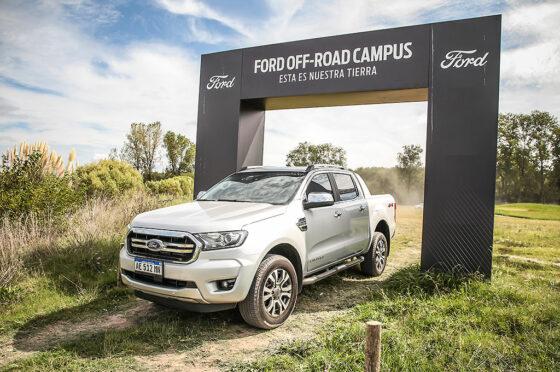 Ford Off-Road Campus en Pilará
