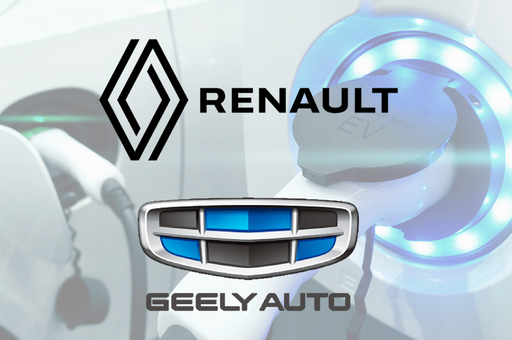 Renault - Geely