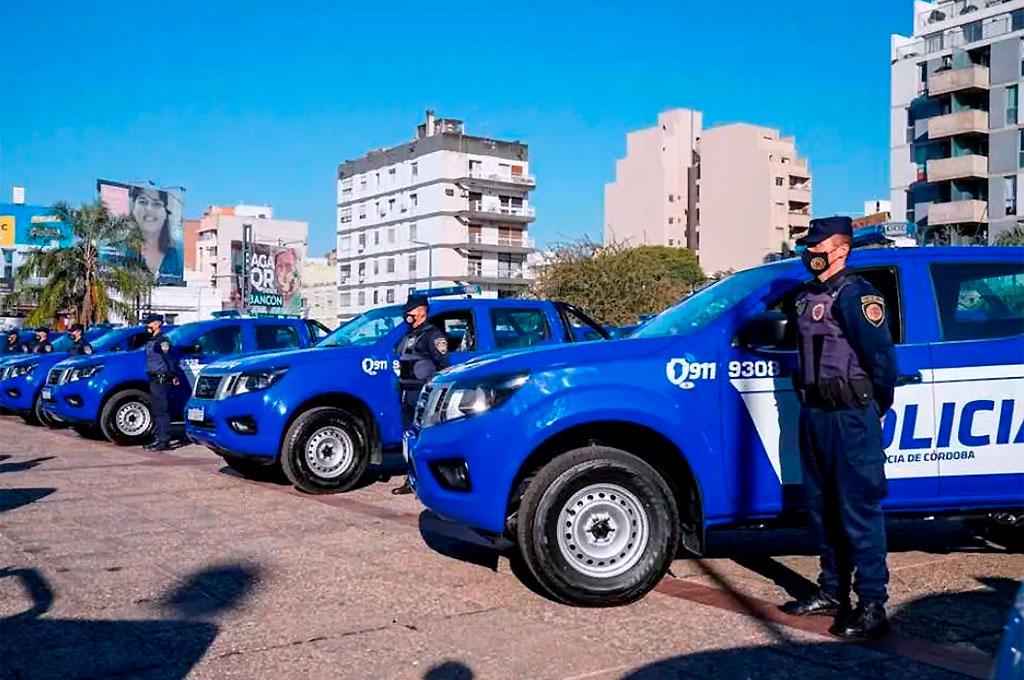 Nissan Argentina entregó 120 Frontier a la policía cordobesa