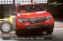 Nuevo Renault Duster - Latin NCAP