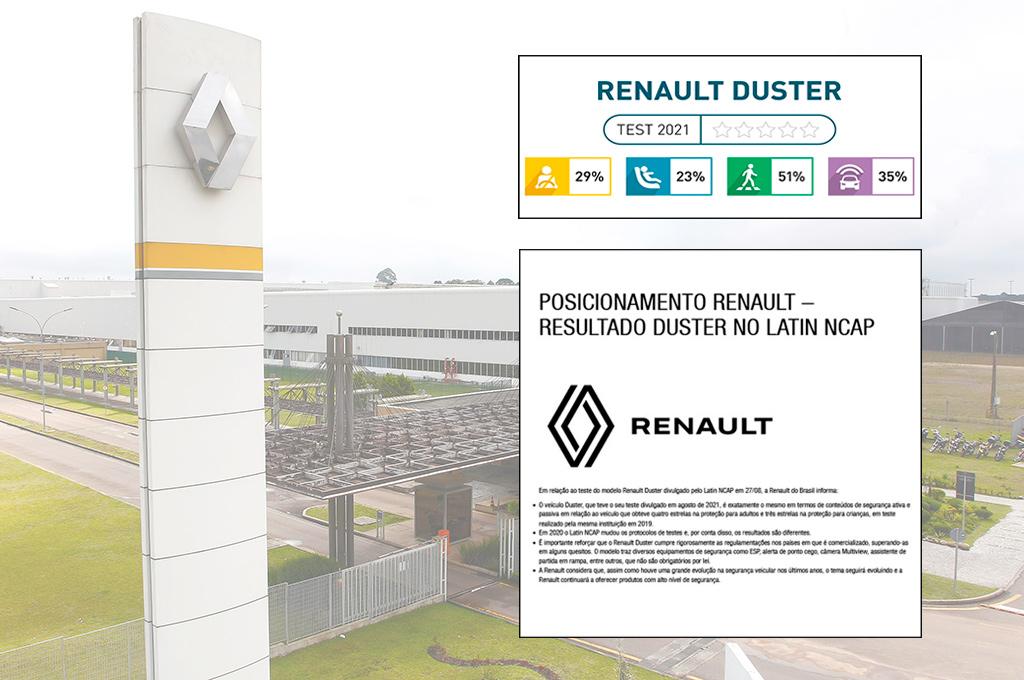 Renault Descargo Latin NCAP