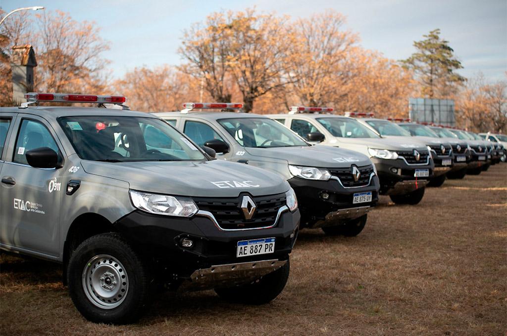 Renault Alaskan ETAC - Córdoba
