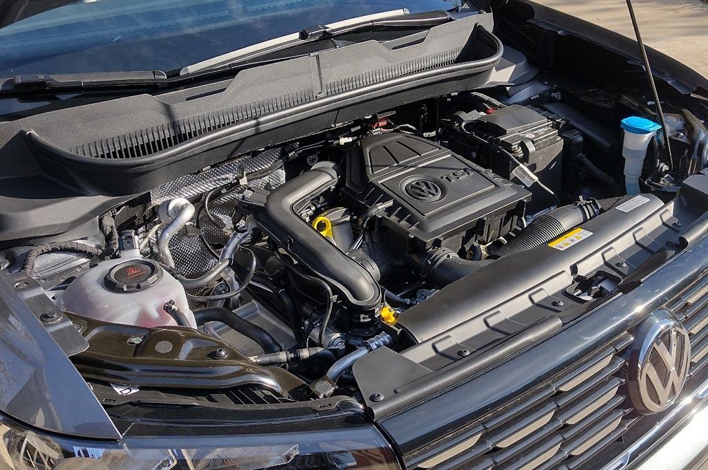 Volkswagen T-Cross Turbo
