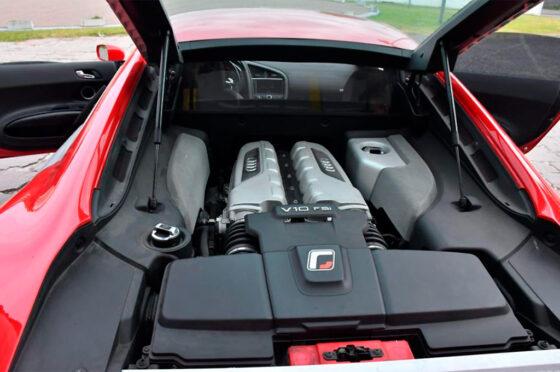 Audi R8 subasta
