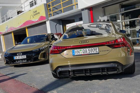 Audi RS-etron GT