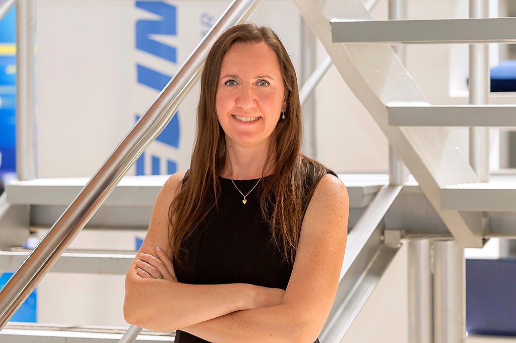 Eliana Banchik, presidenta de Michelin Argentina.