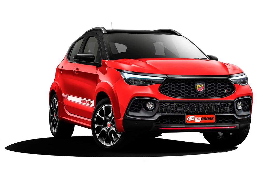 Fiat Pulse Abarth