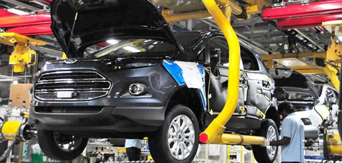 Ford anunció que deja de fabricar autos en India, ¿qué pasará con EcoSport en Argentina?