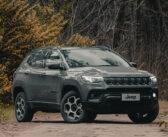 Argentina: se lanzó el Nuevo Jeep Compass que estrena el motor naftero 1.3 T270
