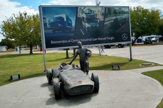 Planta de Mercedes Argentina