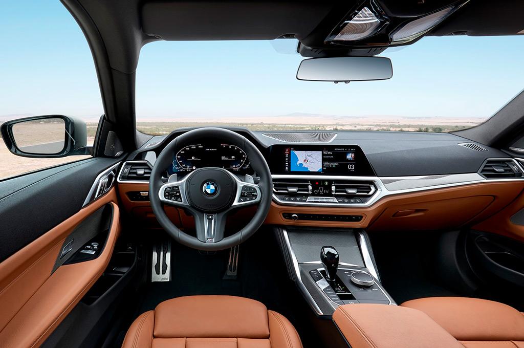 BMW Serie4 coupé