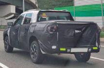 Chevrolet Montana 2022 en Corea