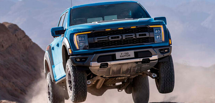 Argentina: Ford lanzó la Nueva F-150 Raptor a u$s 104.990