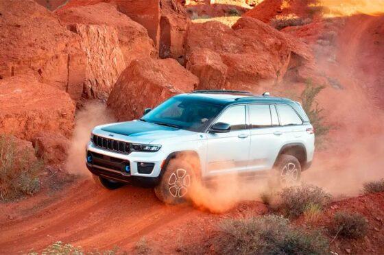Nuevo Jeep Grand Cherokee Trailhawk